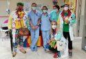 All'ospedale di Vibo tornano i clown per regalare un sorriso ai bambini