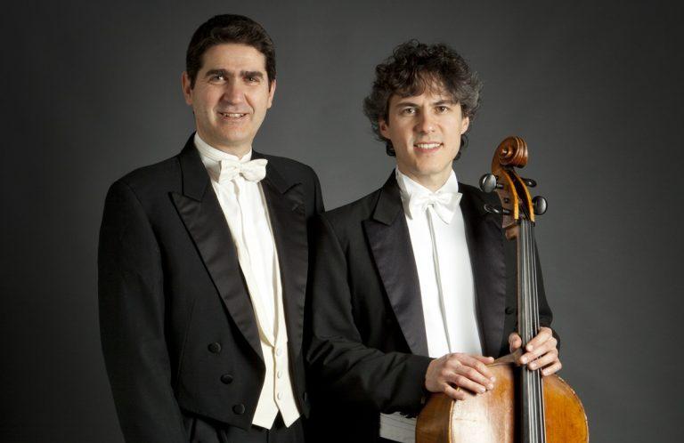 Stagione musicale Vibo, concerto del duo Claude Hauri&Corrado Greco
