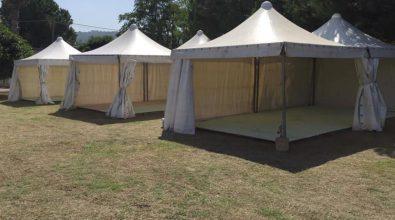 Scuola in tenda a Portosalvo, il M5S di Vibo: «Lavori senza trasparenza e incarichi allegri»
