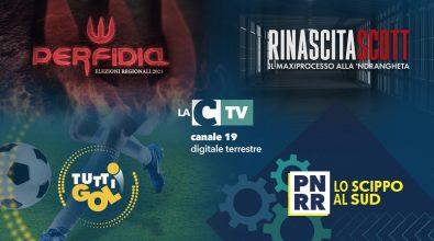 Politica, sport, inchieste: le novità della nuova stagione televisiva di LaC Tv -Video
