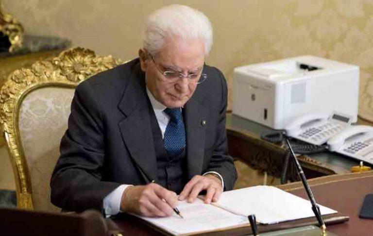 Green pass esteso, il capo dello Stato ha firmato il decreto