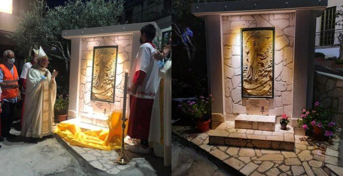 A Pannaconi una piazza dedicata a don Mottola: «La sua figura è un invito a non arrenderci»