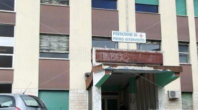 Ospedale Soriano, Lo Schiavo: «Spolpato da scelte politiche scellerate e abbandonato»