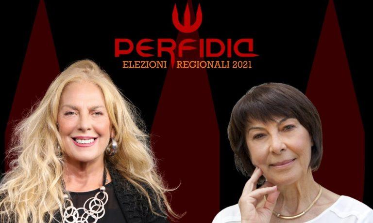 Perfidia, ora tocca ad Amalia Bruni affrontare le domande di Antonella Grippo
