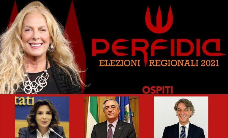 """Perfidia a """"Bande larghe"""": Falcone, Aieta e Molinaro sotto la lente di Antonella Grippo – Video"""