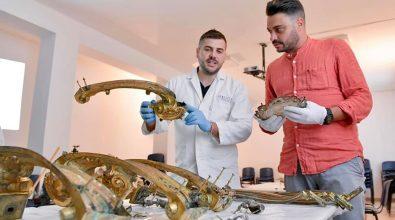 Serra, al via il restauro della Varia e del busto argenteo di San Bruno