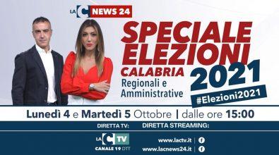 Elezioni regionali e comunali Calabria 2021, i risultati in diretta nello speciale di LaC