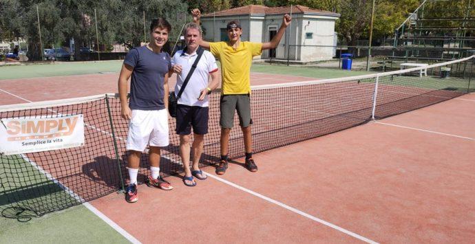 Tennis, il circolo di Maierato promosso in serie D1