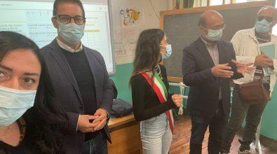 Mileto, Vanessa Arena incoronata nuovo baby sindaco