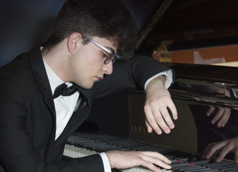 All'Auditorium di Filadelfia il recital del pianista Lorenzo Stasi