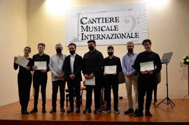 Mileto, successo per la masterclass di violino del maestro Pagliani