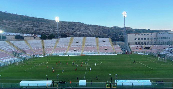 La Vibonese pareggia 0-0 a Messina e allunga la serie positiva