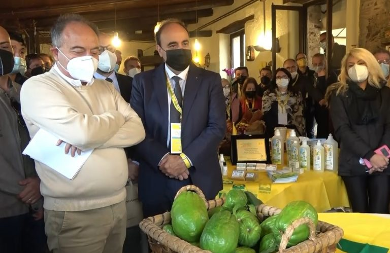 Premio Oscar Green Calabria, c'è Gratteri a premiare i giovani imprenditori – Video