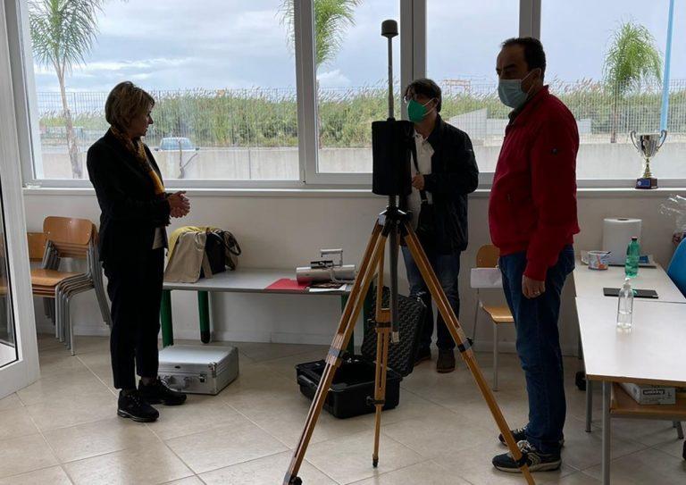 Portosalvo, scuola primaria e infanzia: monitoraggio locali e area Corap