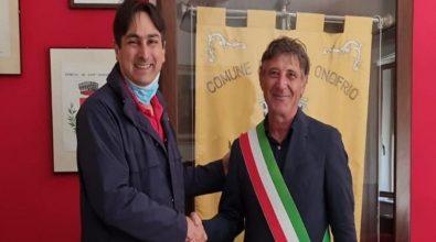 Sant'Onofrio, si insedia il neo eletto sindaco Antonino Pezzo