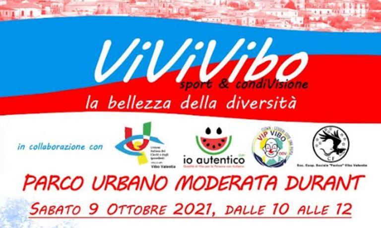 """Il Parco Urbano si prepara ad ospitare """"ViviVibo"""" l'evento di sport e condivisione"""