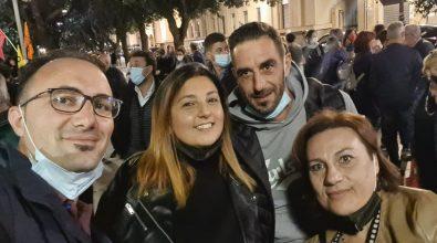 """Manifestazione antimafia a Vibo, con Libera il gruppo """"Rinascita per Zambrone"""""""