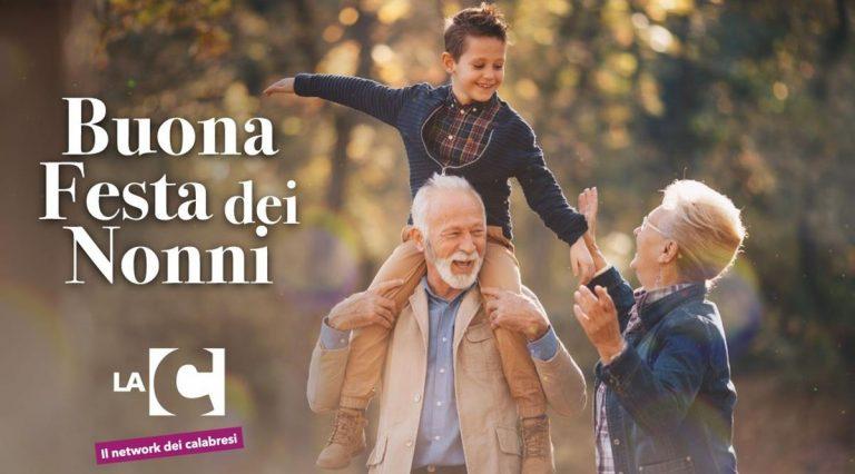 Buona festa dei nonni dal network LaC – Video