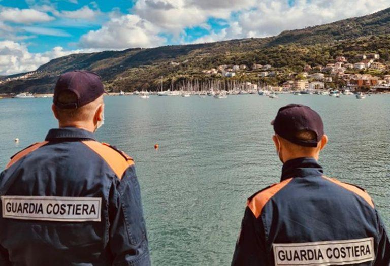 Sequestrato un pontile in ferro abusivo nel porto di Vibo Marina