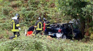 Stabili le condizioni di una donna rimasta ferita in un incidente a Soriano