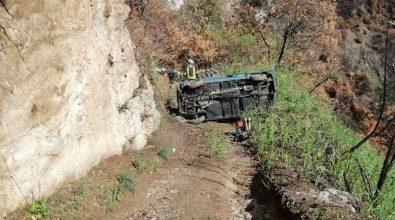 Grotteria, incidente sulla strada verso Serra San Bruno: due feriti