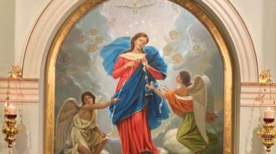 Favelloni, al via i festeggiamenti in onore della Madonna che scioglie i nodi
