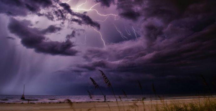 Maltempo, dopo una tregua il ciclone si abbatterà nuovamente sulla Calabria