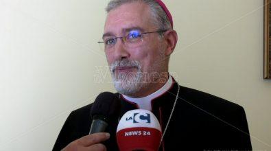 Il messaggio di benvenuto dell'Unicef al vescovo della Diocesi Attilio Nostro